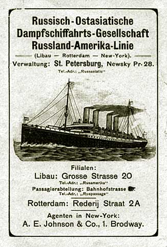 Russian East Asian Steamship Company