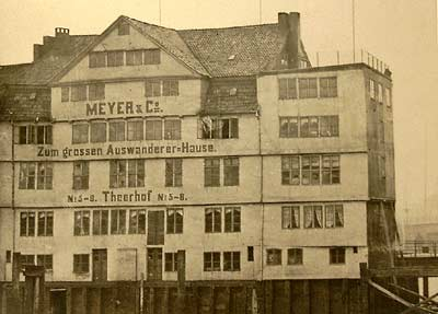 Meyer & Co. after it moved to Theerhof